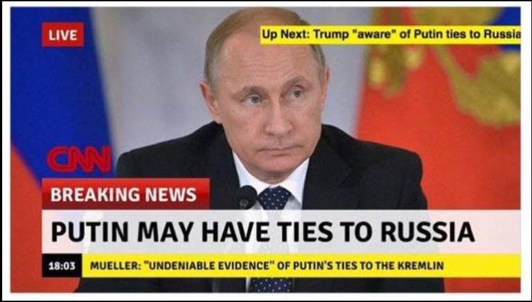 Putin-Russia-Ties